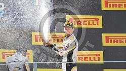 Jolyon Palmer (GB), Dams Team, Winner GP2 season 2014