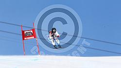 SKI WORLD CUP,DH LADIES ,ST MORITZ, 2015