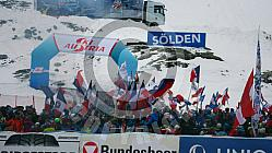 World Cup Ski - Solden (A) -  GS women
