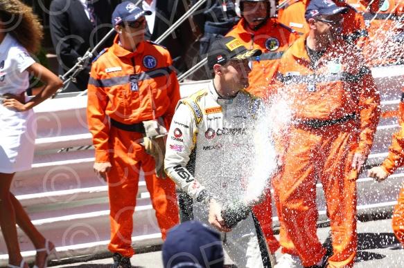 Jolyon Palmer (GB), Dams Team, Winner GP2 season 2014